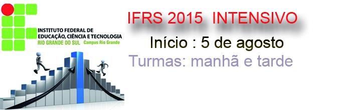 intensivo 2015