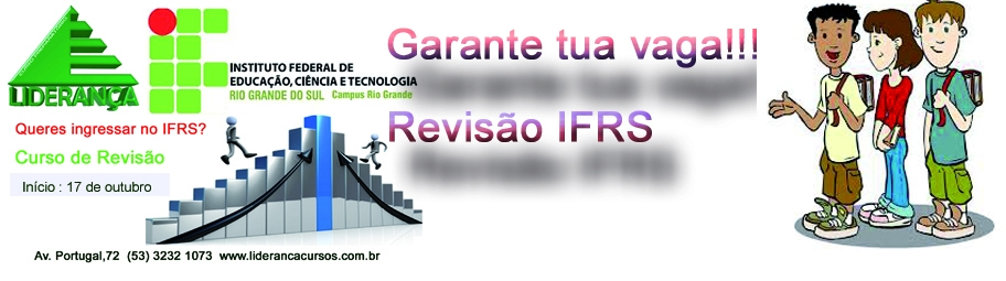Revis�o IFRS 2016
