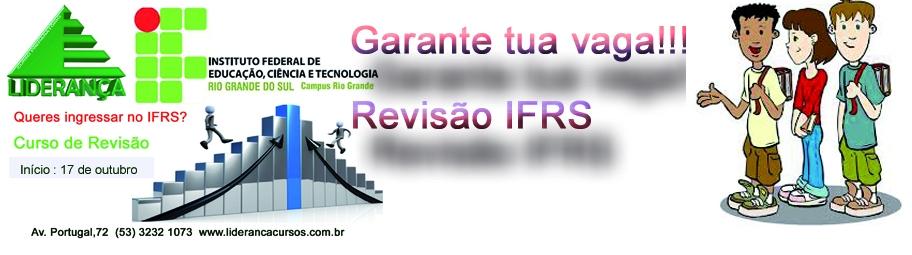 Revisão IFRS 2016