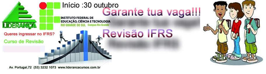 Revisão IFRS 2017